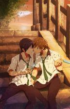 Free! (Makoto and Haruka) by itsReagan88