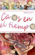 Nalu Caos en el tiempo by Otakuoni
