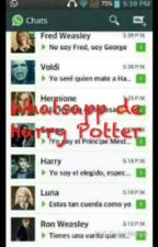 WhatsApp de Harry Potter by CarmenLovegood