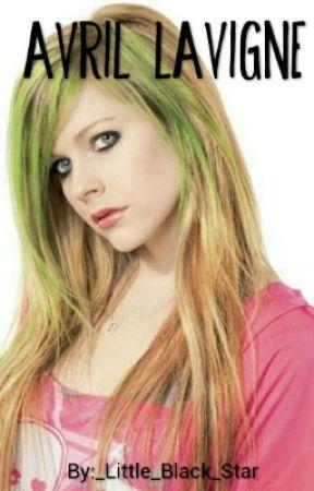 Avril Lavigne by _Little_Black_Star