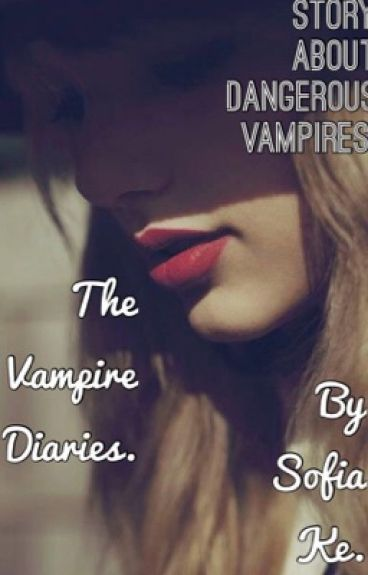 The Vampire Diaries. Дневники вампира. by SofiaKe