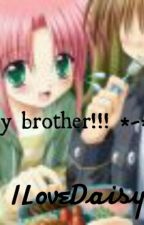 My brother! *-*♡☆ by MISISJOKER