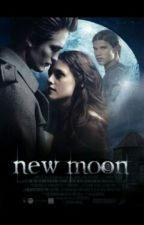 New moon EDWARD by camillamoro562