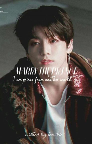 marry the prince → j.jungkook #Wattys2016