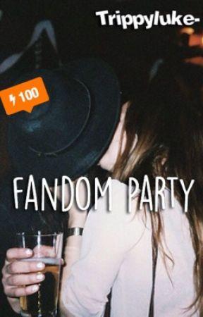 Fandom Party by trippyluke-