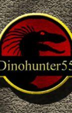 Jurassic Park Broken Lives by LucarioMaster41