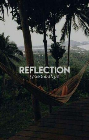 reflection ; art by jinerouslys