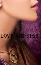 Love and fight by makena16