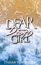 Dear dead girl (Harry Styles) by youpeach