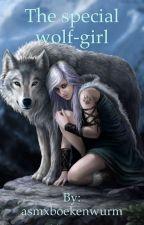 The special wolf-girl (voltooid)(herschrijven) by asmxboekenwurm