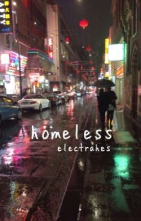 homeless // h.s au by electrahes