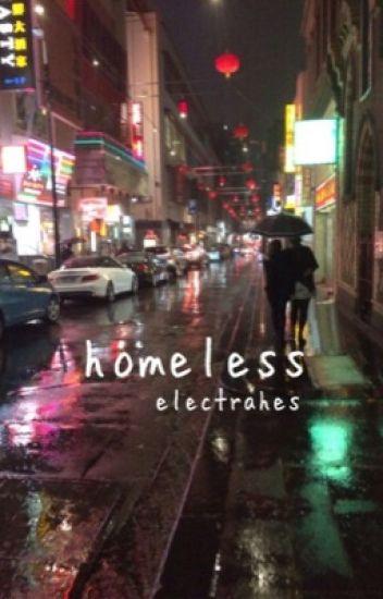 homeless // h.s au