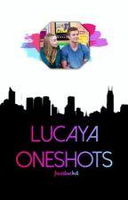 Laya/Lucaya Oneshots by friarbucket