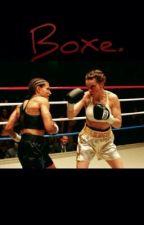 Boxe. by Imparfaite_01