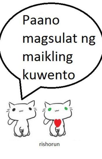 Paano Gumawa Ng Book Cover Sa Wattpad ~ Paano magsulat ng maikling kwento rishorun wattpad