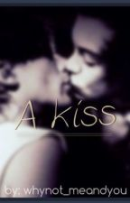 a kiss || larry by whynot_meandyou