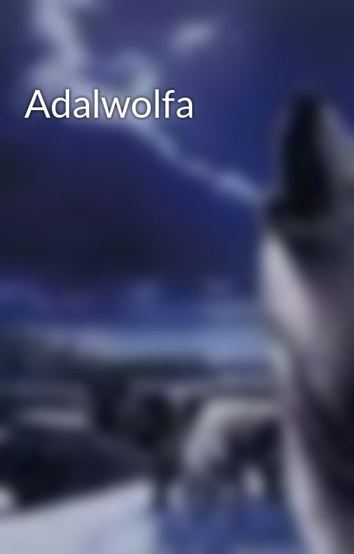 Adalwolfa by donutgoats