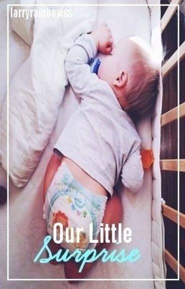 Our Little Surprise || Mpreg!Larry Stylinson