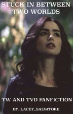 Stuck In Between Two Worlds: Teen Wolf And The Vampire Diaries Fanfiction by lacey_salvatore