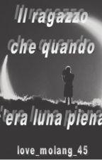 Il ragazzo che quando c'era luna piena... by love_molang_45
