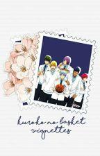 Kuroko no Basket Vignettes by Izuna5una