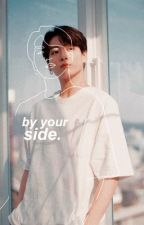 by your side // kookv ff. by chalengi