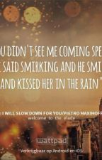 i will slow down for you/pietro maximoff♡\ by welcome_to_the_glade