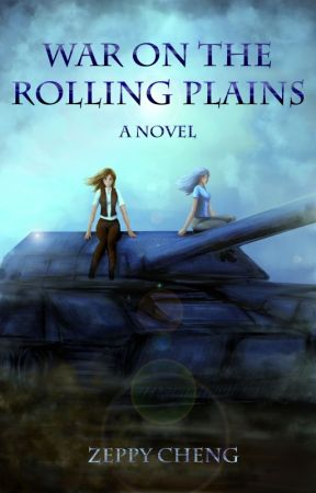 War on the rolling plains by zebobez