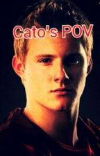 Cato's POV for the hunger games by JJjinx246
