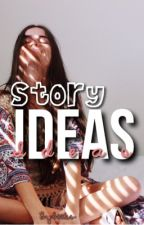Story Ideas by b00ks-
