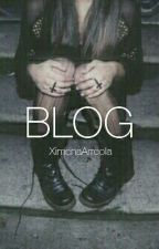 Blog. by XimenaArreola