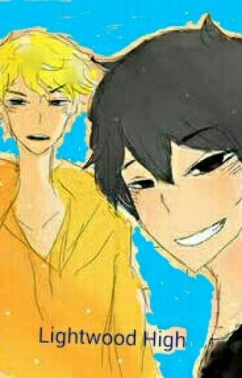 Lightwood High (Solangelo/Willco)