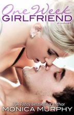 One Week Girlfriend (Drew+Fable, #1) by arlynjanet_reyes
