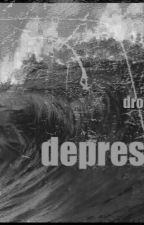 Drowning In Depression by overwhelmingshiz