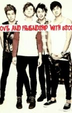 LOVE AND FRIENDSHIP WITH 5SOS|Michael Clifford| by chicken-SPAIS