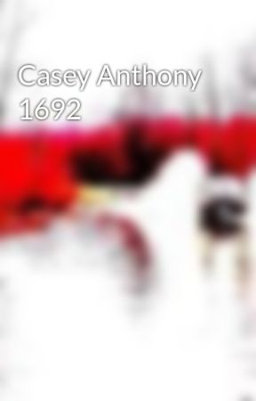 Casey Anthony 1692 by foznots