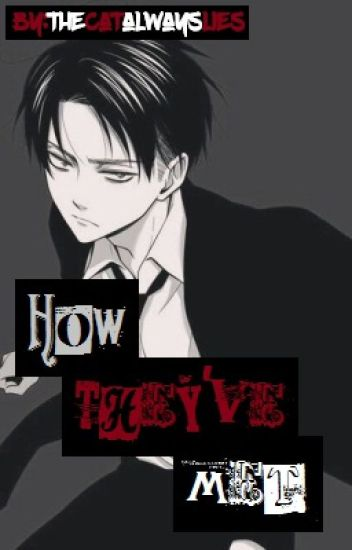 How They've Met (Levi X Reader) AU