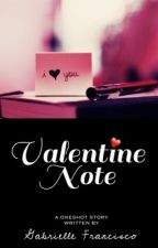Valentine Note by SweetPeachWP