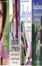Curiosidades Sam, Oc, Mariel e Vagalumes by Yume_murakami