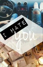 I hate you -Rafael Lange by gierszalgirl