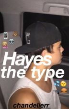 Hayes the type. ✨ h.g by chandelierr_