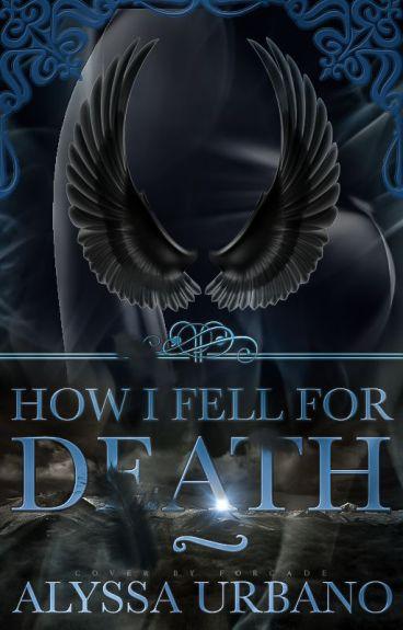 How I Fell For Death (Myths Finding Love #2)