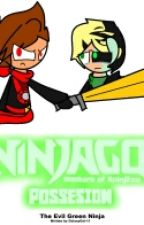 The Evil Green Ninja by GalaxyGal-11