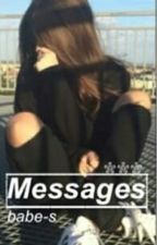 messages ; lesbian by babe-s