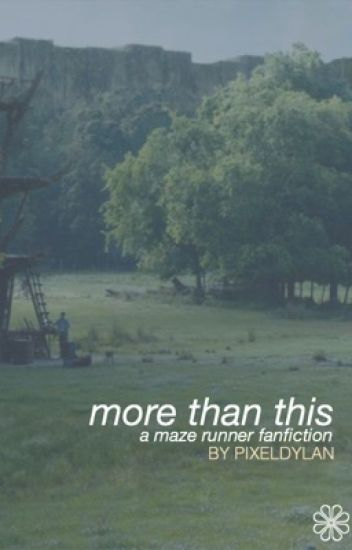 more than this ➳ the maze runner | thomas [1]