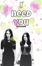 I need you (Sparia) by prettylittlesparia_