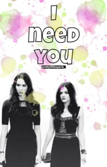 I need you (Sparia)