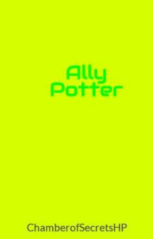 Ally Potter by ChamberofSecretsHP