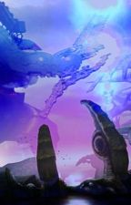 Man vs Aliens by eo1neon