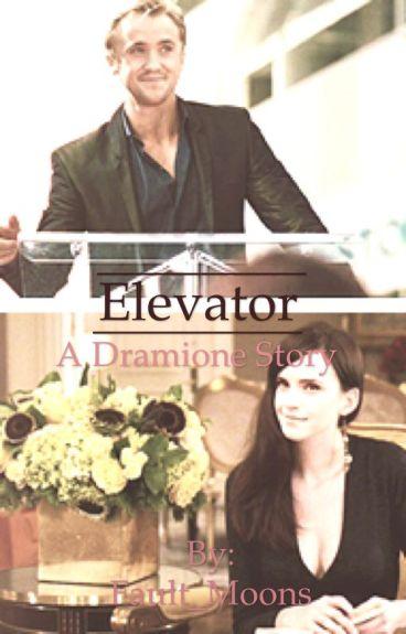 Elevator | Dramione |
